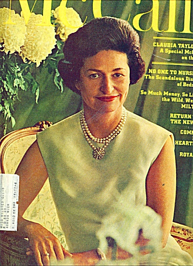 Picture of Lady Bird Johnson 1964 (Image1)