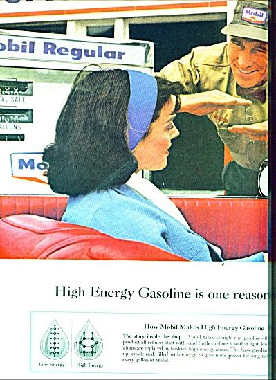 Mobil Gasoline ad 1964 (Image1)