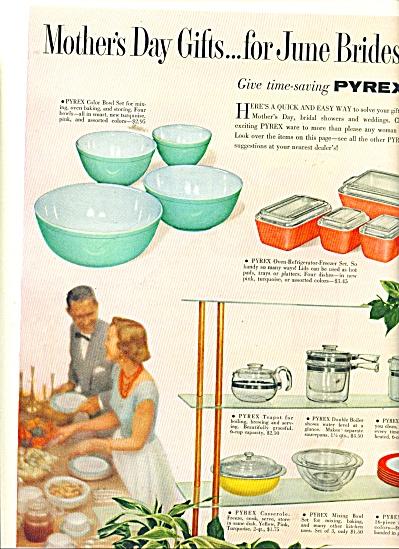 Pyrex time saving Ware ad 1956 (Image1)