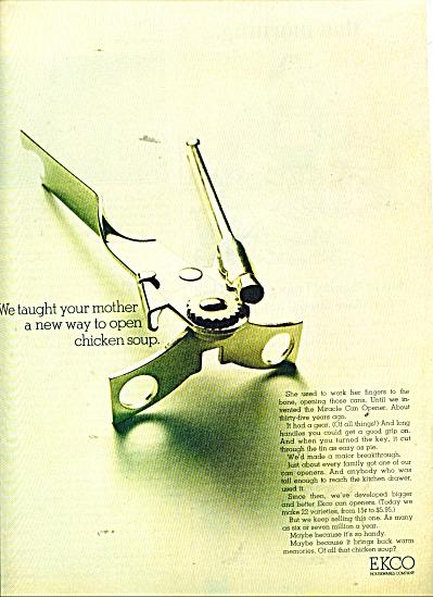 EKCO housewares company ad 1965 (Image1)
