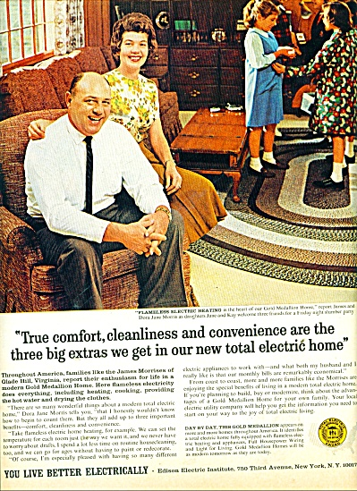 Edison Electric Institute Ad 1965