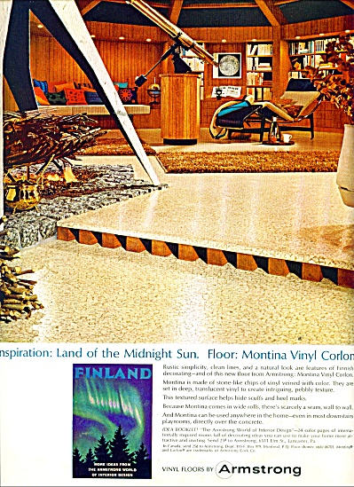 Armstrong vinyl floors ad 1965 (Image1)