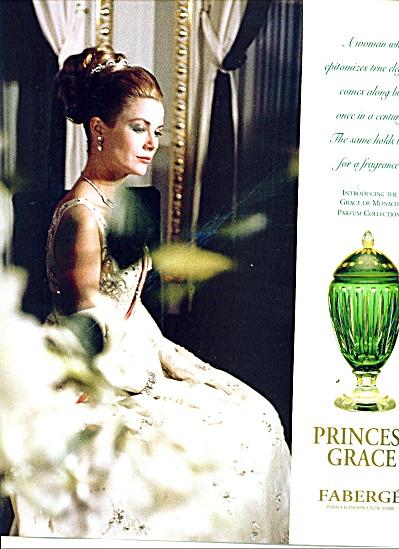 Faberge- PRINCESS GRACE OF MONACO (Image1)