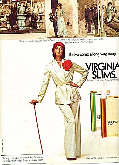 Virginia Slims ad (Image1)