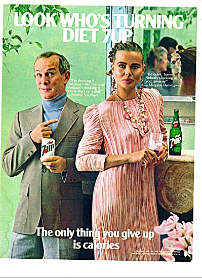 7-Up Diet drink - TOMMY SMOTHERS-HEMINGWAY (Image1)
