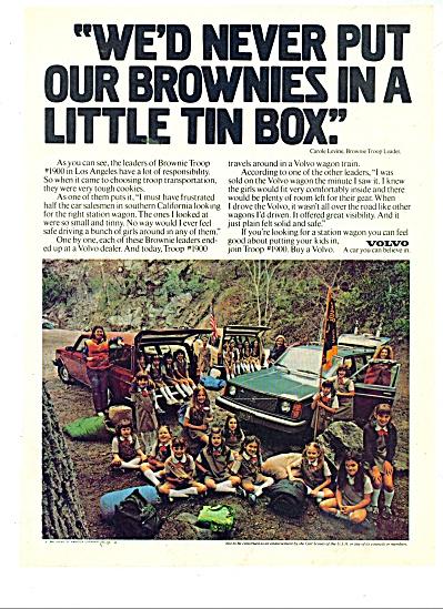 Volvo automobile ad 1980 (Image1)