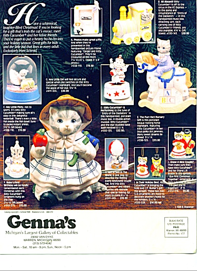 Genna's - Michigans largest gallery ads (Image1)