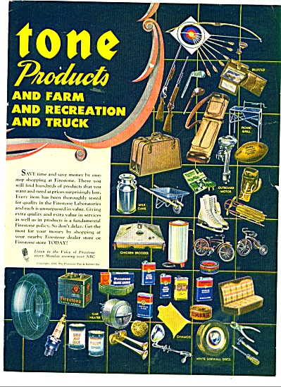 Firestone products for home, work and farm ad (Image1)