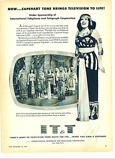 I T & T corporation ad 1946 (Image1)