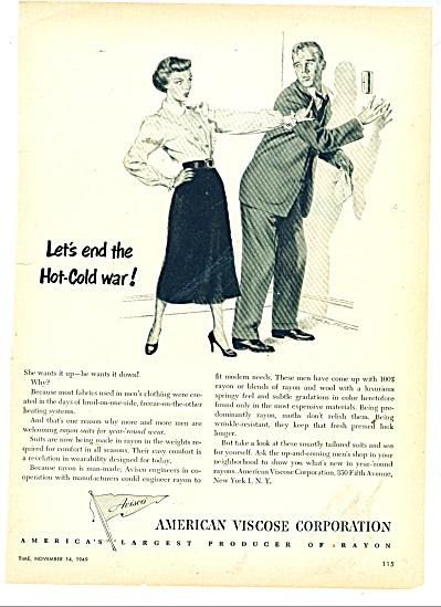 American Viscose Corporatiokn ad 1949 (Image1)