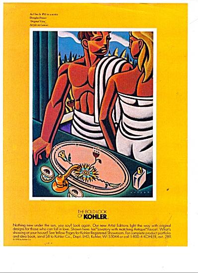 Ther Bold look of Kohler - Douglas Fraser (Image1)