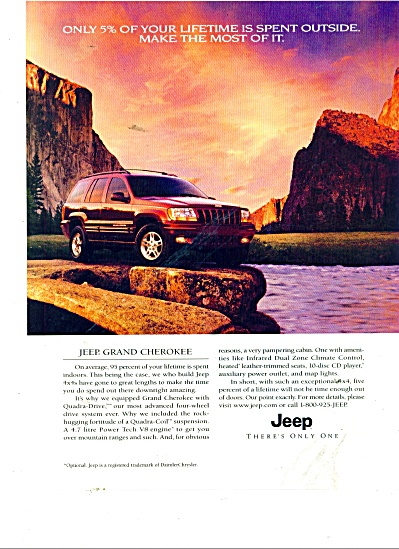 Jeep Grand cherokee ad (Image1)