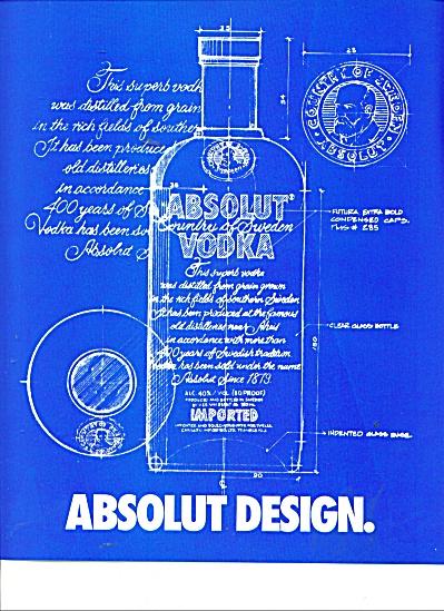 Absolut Design.  -    Absolut Jackson ads (Image1)