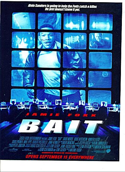 Movie: BAIT  with Jamie Foxx ad (Image1)