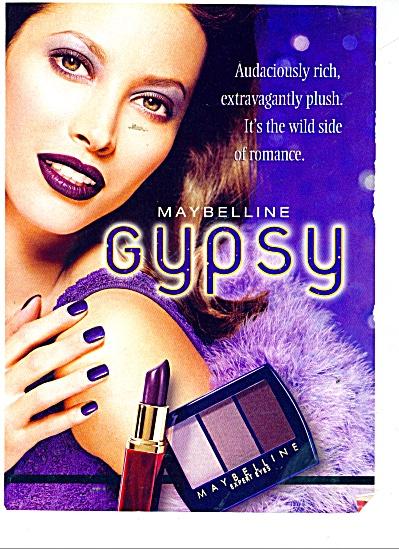 Maybelline Gypsy ad (Image1)
