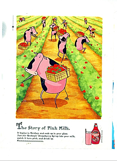 The Story of Pink Milk  ad (Image1)