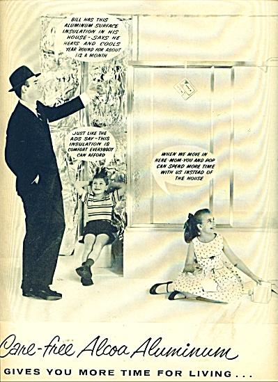 Alcoa Aluminum ad 1957 (Image1)