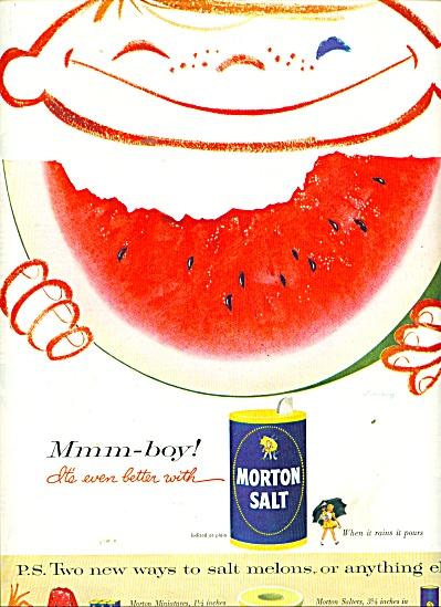 Mortons Salt ad 1956 (Image1)