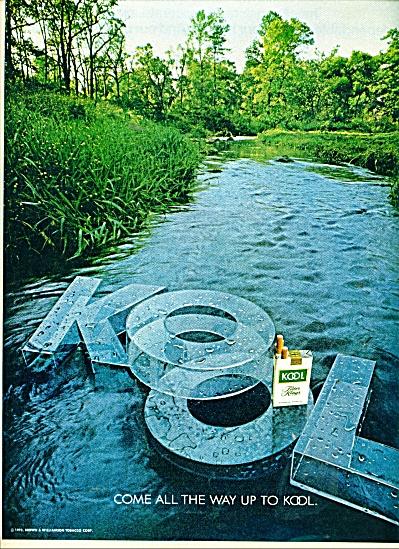 Kool cigarettes ad 1970 (Image1)