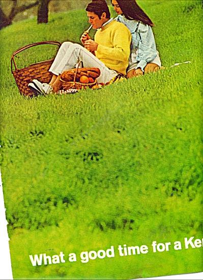 Kent king size cigarettes ad 1969 (Image1)