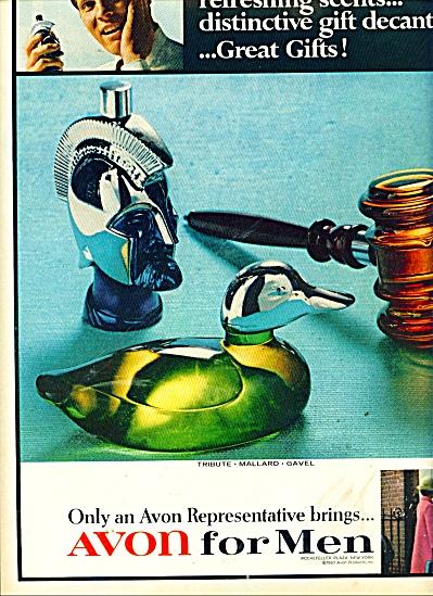 Avon for Men ad 1967 (Image1)