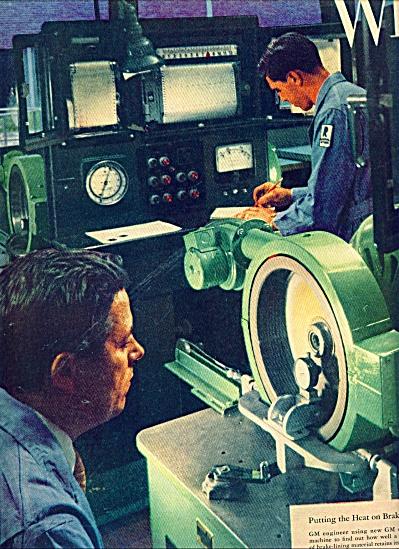 General Motors automobiles ad 1953 (Image1)