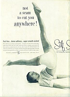 1955 -  Silf Skin pantie girdle ad (Image1)