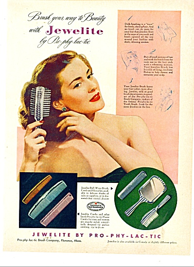 Jewelite by pro-phy-lac-tic brush company ad (Image1)