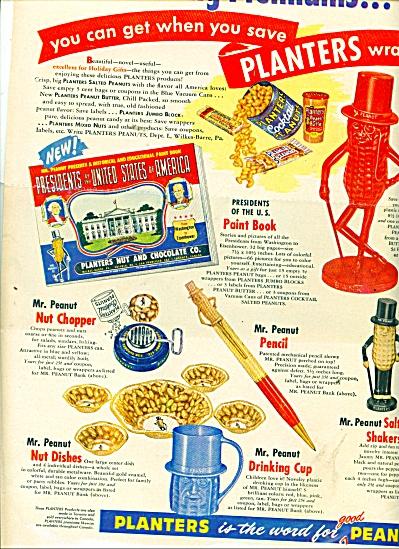 Planters Peanuts  ad (Image1)