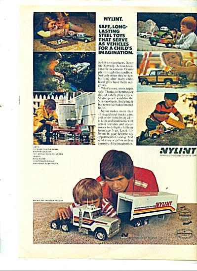 Nylint steel toys ad 1977 (Image1)