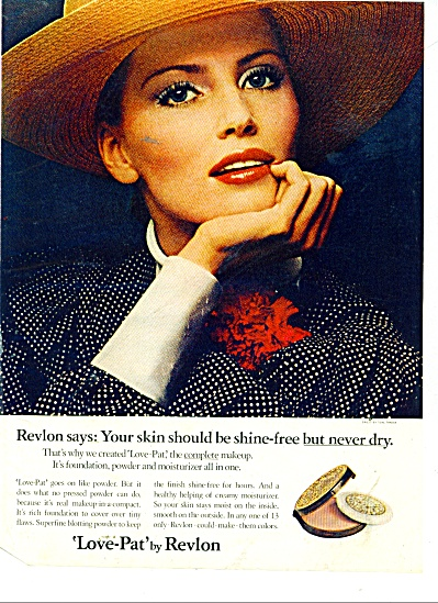 1972 Love Pat by Revlon ad (Image1)