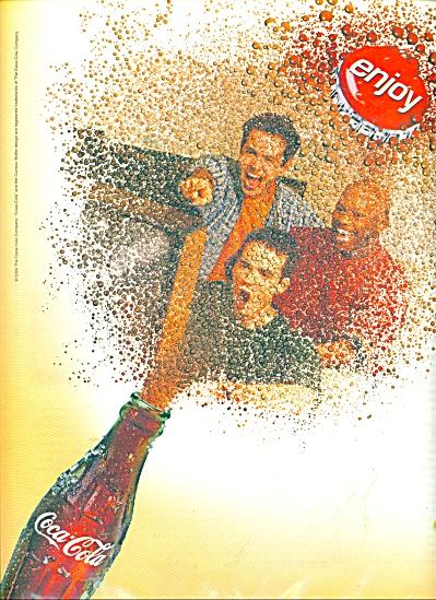 Coca  Cola ad 2000 (Image1)