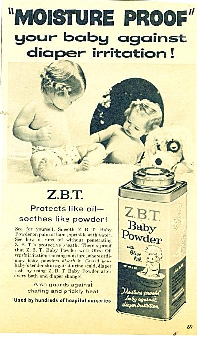 Z.,B.T. baby powder ad (Image1)