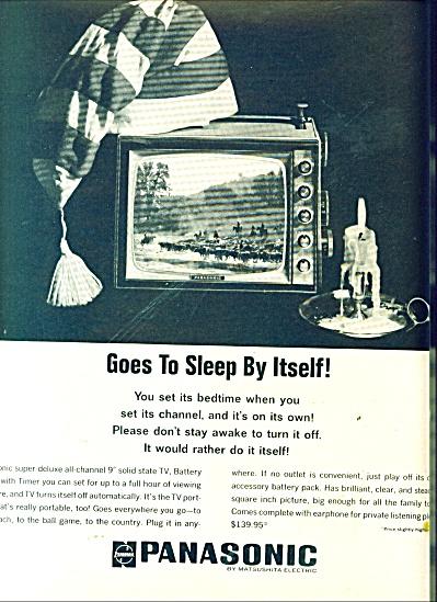 Panasonic television ad 1966 (Image1)