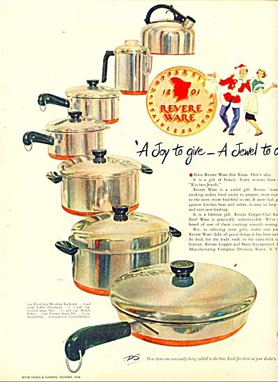 Revere Ware  ad 1948 (Image1)