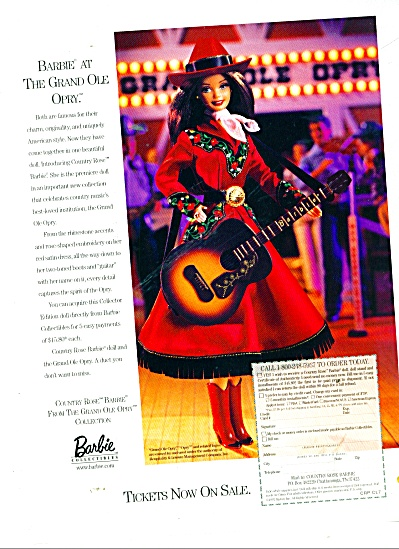 Barbie collectibles ad 1979 (Image1)
