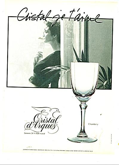 Cristal d'Arques ad 1979 (Image1)