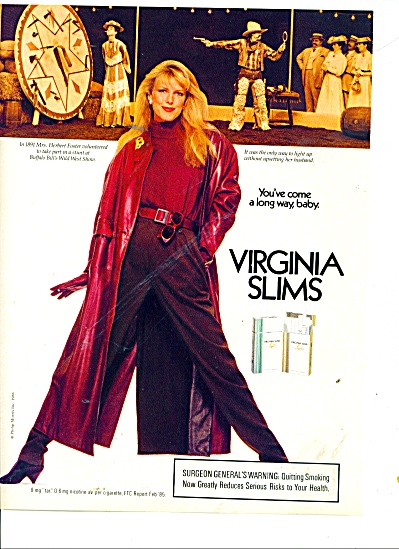 1989 Virginia SLIMS AD (Image1)