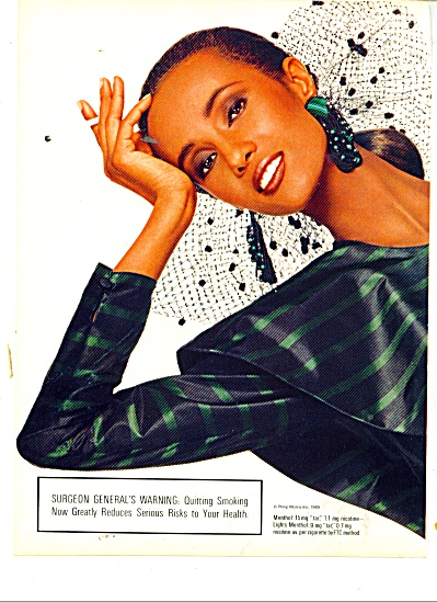 Virginia slims cigarette ad 1986 (Image1)
