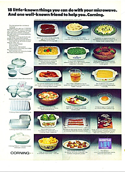 Corning ware ad 1979 (Image1)