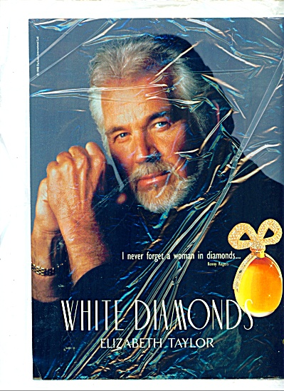 White Diamonds - Elizabeth Taylor - K.rogers