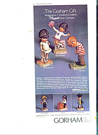 Gorham Moppets ad 1979 (Image1)