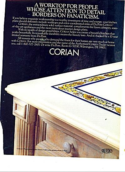 Corian  worktop ad (Image1)