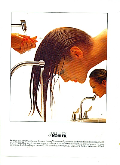 The bold look of Kohler - 1986 FINESSE (Image1)