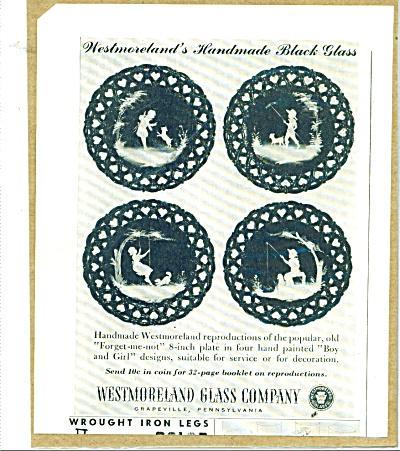 Westmoreland Glass company ad 1953 (Image1)
