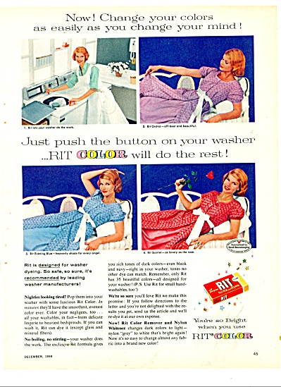 1959 RIT Tint and DYES AD (Image1)