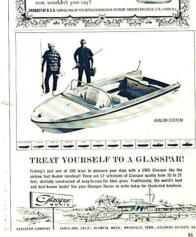 Glasspar boats ad 1964 (Image1)