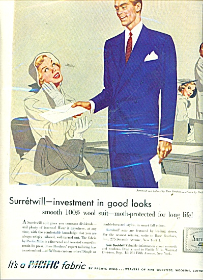1951 Pacific Fabric - Surretweill Rose Bros S (Image1)