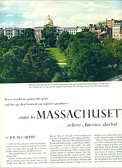 Come to Massachusetts story (Image1)