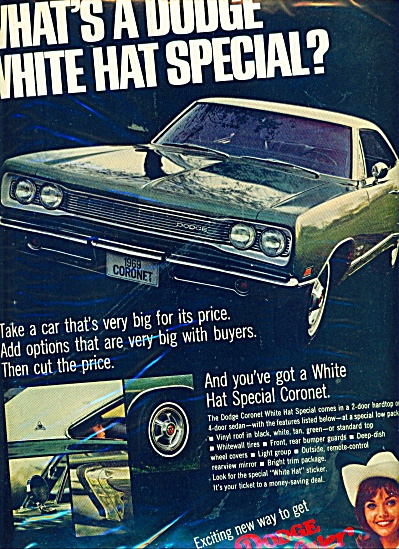 Dodge fever - automobi.le ad 1969 (Image1)